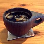 キクサ - ドリンク写真:KIKUSAカップで♪水出しアイスコーヒー