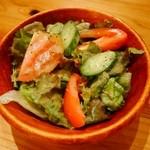 カラバッシュ - サラダ