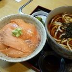 30738818 - めん類・ミニ丼 2014.9.13