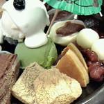 30739246 - 鎌倉贅沢パフェ☆900円♪