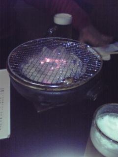 炭火焼肉七厘亭