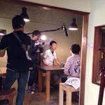 スパイスカレーまるせ - ABC朝日放送の夕方の情報番組、「キャスト」の火曜日の人気コーナー「私もお昼に連れてって!」の取材を受けました。