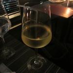 神楽坂屋上ビアガーデン - 白ワイン
