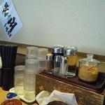 丸源ラーメン - 子連れにやさしいお店でした。