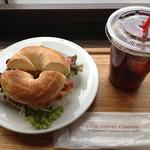 ボイドコーヒー - サンドセット