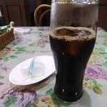 欧風家庭料理 VON - アイスコーヒー