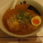 ひるがおEX - 醤油らーめん:780円