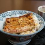 川勢 - ランチのうな丼