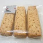 焼き菓子 ルルー - 料理写真:厚焼きバタークッキー