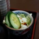 川勢 - お新香