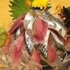 四季の味処 太 - 料理写真:新サンマの刺身、油が乗って旨し❗️