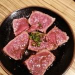 焼肉の牛太郎 - ローストビーフ