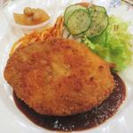 洋食 チャールズ - 牛肉のクリームコロッケ