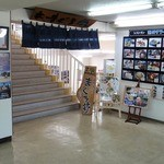 潮岬観光タワー - レストラン入口
