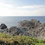 潮岬観光タワー - 本当の本州最南端のクレ崎