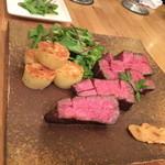 ハルダイニング - 仙台牛の鉄板焼き