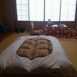 雪国 - 泊まった部屋