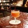 バー デイサイト - 料理写真:大正時代のグラスで頂くカクテル