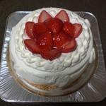 30755929 - お誕生日のケーキ