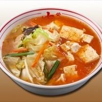 蒙古タンメン中本 - 一番人気!蒙古タンメン