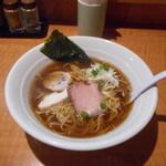 30757195 - 魚介のスープ杉樽醤油ラーメン