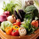 鍋ぞう - 新鮮野菜が12種類以上揃ってます!