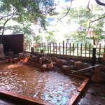 30757505 - 游月山荘の露天風呂