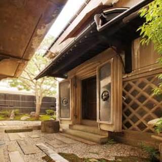 300年前に建てられた蔵を改装!
