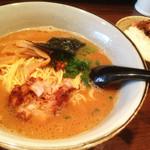 蓮嘉 - らーめん+ランチライス