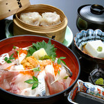 日本料理 楠 - 料理写真:ばらちらし
