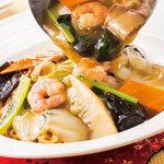 双喜亭 - 料理写真:野菜たっぷりあんかけ焼きそばイメージ