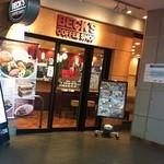BECK'S COFFEE SHOP -