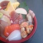 30764799 - 海鮮丼