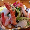 富士鮨 - 料理写真:酢の物ダブルです
