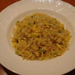 華ぐるま - 料理写真:かに肉入りチャーハン(\980)