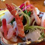 富士鮨 - 酢の物ダブルです