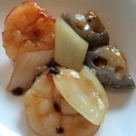30768461 - 海老とお野菜の炒め