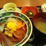 30768986 - 海鮮丼ランチ