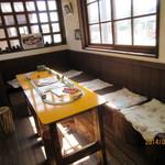 モンファボリ - 待合室(カフェ?)