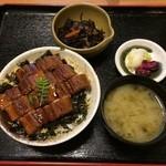 30769265 - 煮穴子丼定食