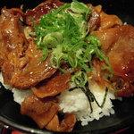 志な乃亭 - 豚丼