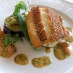 レストラン プランデルブ北鎌倉 - 赤むつの魚が美味しい