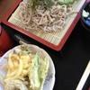 薬師の湯 - 料理写真:薬師そば800円