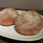 アバスク イチャスエタメンディ - 自家製パン