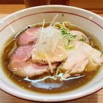 麺処 鶏谷 - 鶏そば