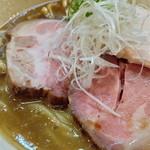 麺処 鶏谷 - 熟成鶏そば