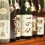 生そばかわな - 料理写真:日本各地の地酒をご用意しております