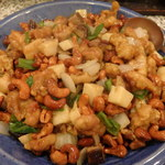 30774352 - 鶏肉とカシューナッツ炒め
