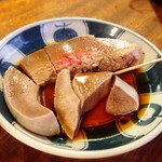 宇ち多゛ - タン生酢