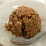 新福菜館  - チャーハンではなく焼き飯